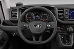 Car pictures of steering wheel view of a 2020 Man TGE - 4 Door Refrigerated Van Steering Wheel