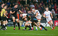 Friday 1st November 2019 | Ulster Rugby vs Zebre Rugby<br /> <br /> Alan O'Connor during the PRO14 Round 5 clash between Ulster Rugby and Zebre Rugby at Kingspan Stadium, Ravenhill Park, Belfast, Northern Ireland. Photo by John Dickson / DICKSONDIGITAL