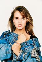 Vanessa Paradis 11/1987<br /> ©   Patrick ROUCHON   - DALLE