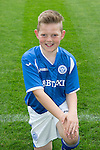 St Johnstone FC Academy Under 12's<br /> Matthew Cullerton<br /> Picture by Graeme Hart.<br /> Copyright Perthshire Picture Agency<br /> Tel: 01738 623350  Mobile: 07990 594431