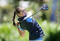 Caitlin Maurice, BOP. 2020 Women's Interprovincial Golf Championships, Akarana Golf Club, Auckland, New Zealand,Wednesday 2 December 2020. Photo: Simon Watts/www.bwmedia.co.nz