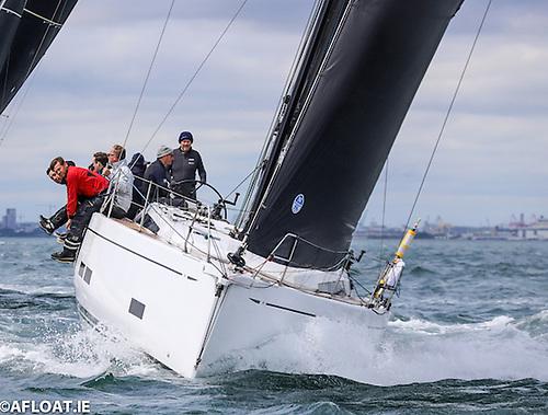 Robert Rendell's New Grand Soleil 44, Samatom—2nd on line honours