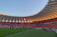22nd August 2020; Estadio Beira Rio, Porto Alegre, Brazil; Brazilian Serie A, Internacional versus Atletico Mineiro; General view of the Beira-Rio Stadium empty due to the covid-19 pandemic