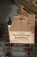Bottles  In cases. Chateau Grand Corbin Despagne, Saint Emilion Bordeaux France
