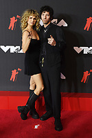 Debby Ryan, Josh Dun attend the 2021 MTV Video Music Awards at Barclays Center on September 12, 2021 in the Brooklyn borough of New York City. <br /> CAP/MPI/IS/JS<br /> ©JSIS/MPI/Capital Pictures