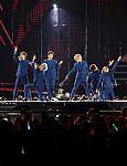 VIXX, Jun 7, 2014 : K-pop boy band VIXX perform at the Dream Concert in Seoul, South Korea. (Photo by Lee Jae-Won/AFLO) (SOUTH KOREA)