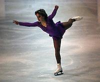 Elizabeth Manley Canada Skate Canada 1981. Photo copyright Scott Grant
