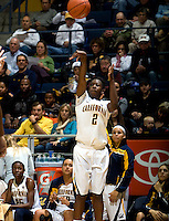 California Women's Basketball v. Kansas, December 21, 2012