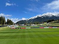25.05.2021: Trainingsanlagen der Nationalmannschaft in Seefeld