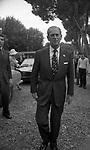 PRINCIPE FILIPPO AL CONCORSO IPPICO A PIAZZA DI SIENA ROMA 1982