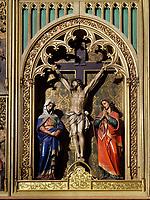 Seitenaltar, Dom St. Martin in Bratislava, Bratislavsky kraj, Slowakei, Europa<br /> Side altar in Cathedral St. Martin, Bratislava, Bratislavsky kraj, Slovakia, Europe