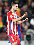 Atletico de Madrid's Koke Resurrecccion during Spanish Kings Cup semifinal 2nd leg match. February 07,2017. (ALTERPHOTOS/Acero)