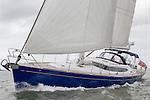 North Wind 58 Bluefin Sailboat