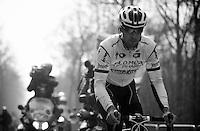 Paris-Roubaix 2012 recon..Tom Boonen