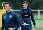 St Johnstone Training…04.07.17<br />Blair Alston pictured during training this morning before flying out to Lithunania for Thursday nights Europa League second leg qualifyer ahainst FK Trakai.<br />Picture by Graeme Hart.<br />Copyright Perthshire Picture Agency<br />Tel: 01738 623350  Mobile: 07990 594431