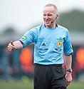 Referee David Somers.