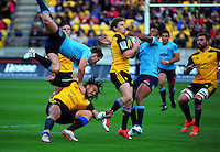 150418 Super Rugby - Hurricanes v Waratahs