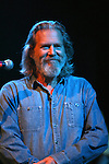 Jeff Bridges performs live duringThe FMQB Triple AAA Conference 2011 aat The FOX Theatere in Boulder ,Colorado on August 12, 2011.Credit Rod Tanaka / RockinExposures.com