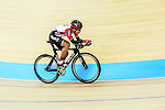 Tse Ho Yan of team SCAA during the Indiviual Pursuit Open Qualifying (4KM) Track Cycling Race 2016-17 Series 3 at the Hong Kong Velodrome on February 4, 2017 in Hong Kong, China. Photo by Marcio Rodrigo Machado / Power Sport Images