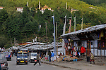 Jakar township at Bumthang, Bhutan. Arindam Mukherjee.
