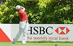 SINGAPORE - MARCH 08:  Jiyai Shin of South Korea tees of on the par four 6th hole during the final round of HSBC Women's Champions at the Tanah Merah Country Club on March 8, 2009 in Singapore. Photo by Victor Fraile / The Power of Sport Images