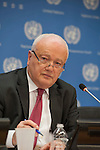 H.E. Mr. Gary Quinlan, Permanent Representative of Australia