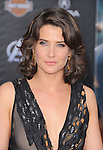 Cobie Smulders at Marvel's The Avengers World Premiere held at The El Capitan Theatre in Hollywood, California on April 11,2012                                                                               © 2012 DVS/Hollywood Press Agency