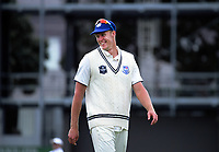 Auckland's Kyle Jamieson during day three of the Plunket Shield match between the Wellington Firebirds and Auckland Aces at the Basin Reserve in Wellington, New Zealand on Monday, 16 November 2020. Photo: Dave Lintott / lintottphoto.co.nz
