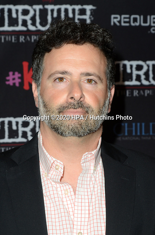 "LOS ANGELES - MAR 9:  Brian Herzlinger at the ""(My) Truth: The Rape of 2 Coreys"" L.A. Premiere at the DGA Theater on March 9, 2020 in Los Angeles, CA"