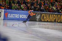 SPEEDSKATING: HEERENVEEN: 11-01-2020, IJsstadion Thialf, European Championship distances, 500m Men, Kai Verbij (NED), ©foto Martin de Jong