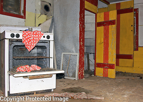 Heater House Interior