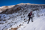 Toubkal and Atlas Mountains in Winter