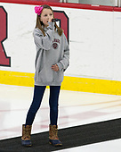 - The visiting Colgate University Raiders shut out the Harvard University Crimson for a 2-0 win on Saturday, January 27, 2018, at Bright-Landry Hockey Center in Boston, Massachusetts.