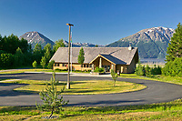 Chugach National Forest Information Center, Girdwood, Alaska