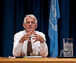 2012 Human Security Report Launched at UN