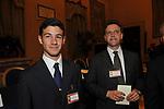 GUIDO E LAPO DELL'OMO<br /> PREMIO GUIDO CARLI - SECONDA EDIZIONE<br /> PALAZZO DI MONTECITORIO - SALA DELLA REGINA ROMA 2011
