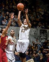 CAL Women's Basketball vs USC, January 17, 2013