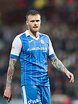 Hearts v St Johnstone…03.02.18…  Tynecastle…  SPFL<br />Denny Johnstone<br />Picture by Graeme Hart. <br />Copyright Perthshire Picture Agency<br />Tel: 01738 623350  Mobile: 07990 594431