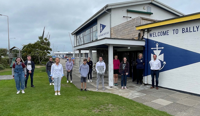 Young Sailors Participate in RYA Northern Ireland's Youth Forum