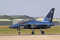 - advanced training aircraft Aermacchi M 346  (Italy)....- aereo da addestramento avanzato Aermacchi M 346 (Italy)