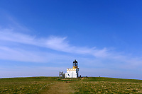 Orkney Islands, Mainland, lighthouse at Brough Head<br /> Scotland May 8th - 19th. Trip across Scotland<br /> Foto Samantha Zucchi Insidefoto
