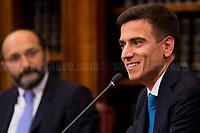 """12.10.2017 - Andrea Franzoso Presents: """"Il Disobbediente"""" (The Disobedient) - at the Italian Senate"""