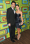 Joe Mantegna and Gia Mantegna attends The HBO's Post Golden Globes Party held at The Beverly Hilton Hotel in Beverly Hills, California on January 16,2011                                                                               © 2010 DVS / Hollywood Press Agency