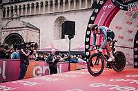 Jens Debusschere (BEL/Lotto-Soudal)<br /> <br /> stage 16: Trento – Rovereto iTT (34.2 km)<br /> 101th Giro d'Italia 2018