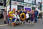 The Galvin family from The Black Shop Bar in Castlecove celebrated their 50th year in business on Monday, pictured here front l-r; William Mulcahy & Carmel Galvin, back l-r; Mary Galvin, Óisín Galvin, Marie Galvin, Dan Galvin, Ciara Foley, Claire Galvin, Jessica Foley, John Galvin, Ava Galvin, Kathleen Galvin, Caoimhe Galvin, Sheila Galvin, Fionán Foley,  Brenda Galvin, Jane Mulcahy, Patricia & Tony Mulcahy.