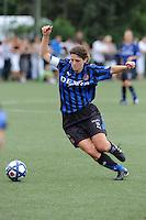 Dames Club Brugge : Jasmine Vanysacker.foto VDB / BART VANDENBROUCKE