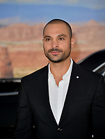 """LOS ANGELES, USA. October 08, 2019: Michael Mando at the premiere of """"El Camino: A Breaking Bad Movie"""" at the Regency Village Theatre.<br /> Picture: Paul Smith/Featureflash"""