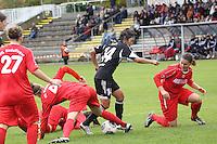 02.11.2013: 1. FFC Frankfurt vs. VfL Sindelfingen