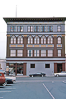 Eureka CA:  Office Building--1890's -1900's. E Street. Unlisted in AIA guide.  Photo '83.