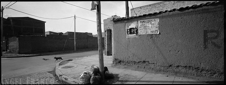 The City of El Alto, Bolivia